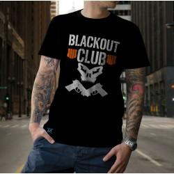 Camiseta -Black Club