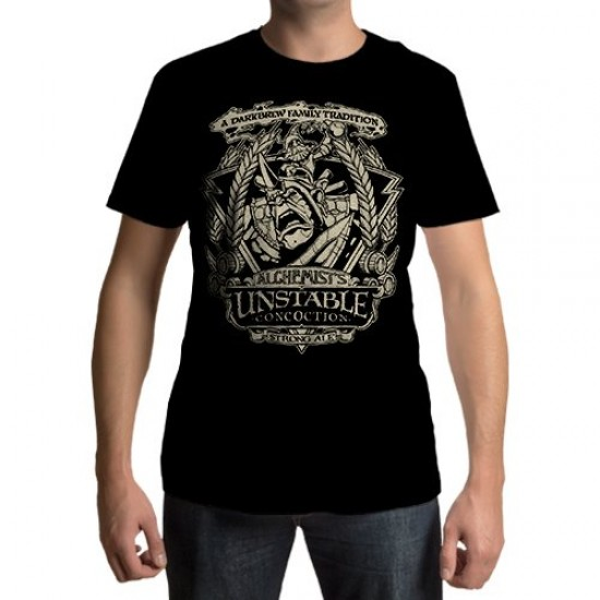 Camiseta - Alchemist - Unstable Concoction