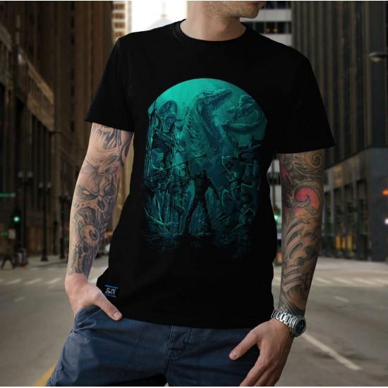 Camiseta - Aquaman