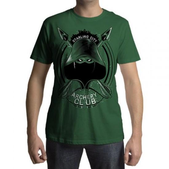 Camiseta - Archery Club - Arrow