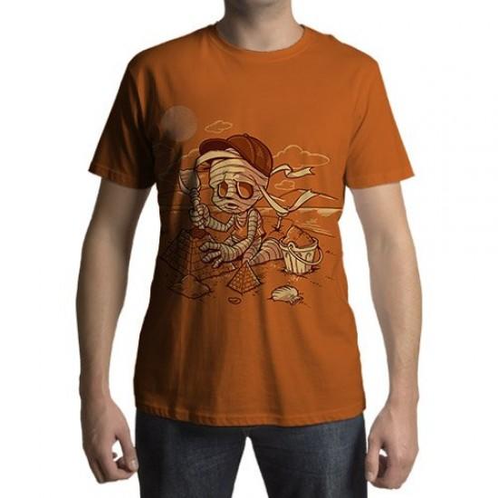 Camiseta - Amumu - A Múmia Triste