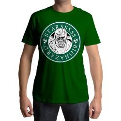 Camiseta - Starsssss Biohazard