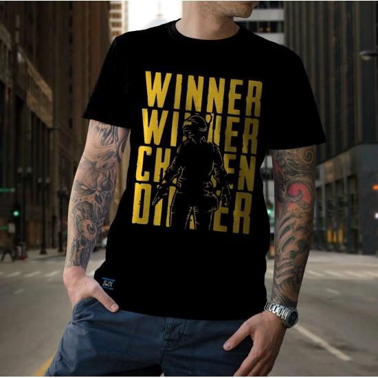 Camiseta - PUBG - Winner Winner Player