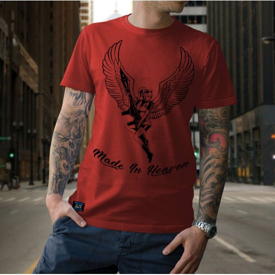 Camiseta - Claire Redfield Made in Heaven