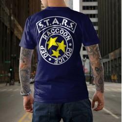Camiseta - Raccoon City STARS