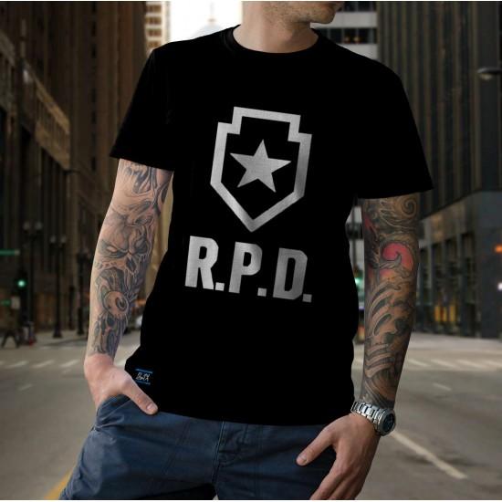 Camiseta - R.P.D Police Detective Patrol