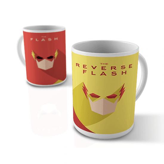Canecas - Flash & Reverse Flash