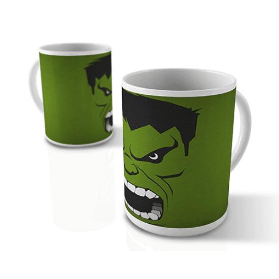 Canecas - Incrível Hulk