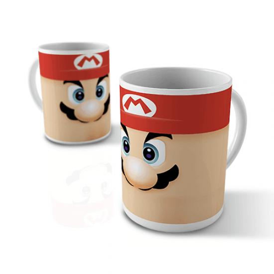 Caneca - Super Mario
