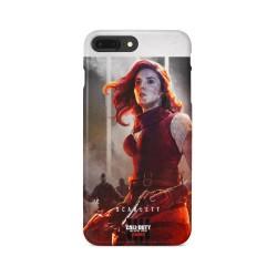 Capa para Celular / Case - Scarlett - Black Ops
