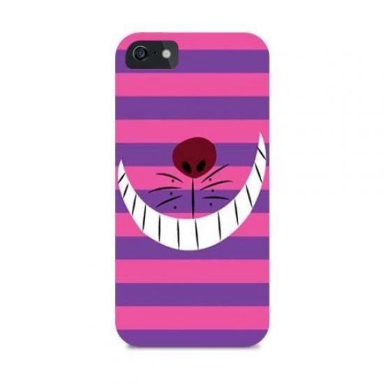 Capa para Celular / Case - Gato de Cheshire - Alice no País das Maravilhas