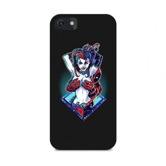 Capa para Celular / Case - Arlequina & Deadpool