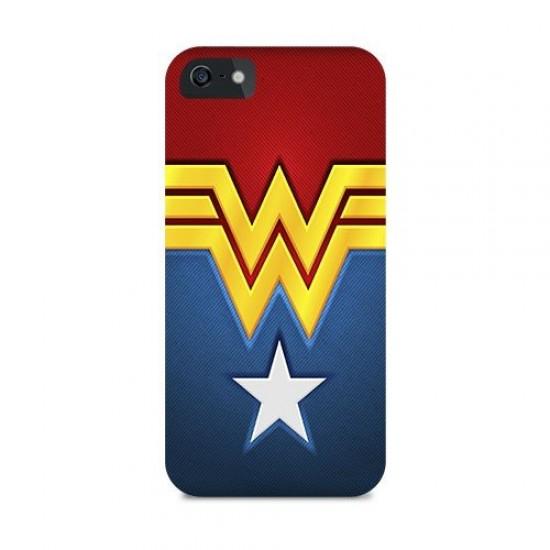 Capa para Celular / Case - Mulher Maravilha - Symbol