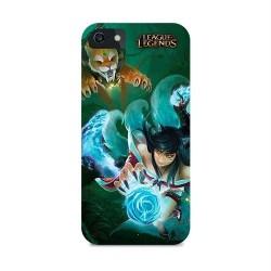 Capa para Celular / Case - Ahri & Nidalee - The Fox and the Puma
