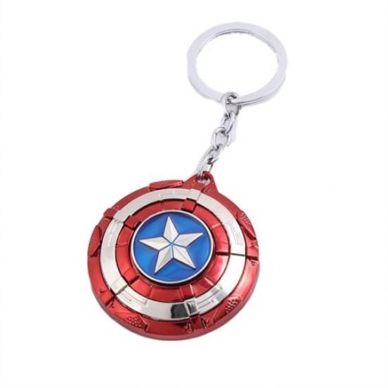 Chaveiro - Escudo Capitão América
