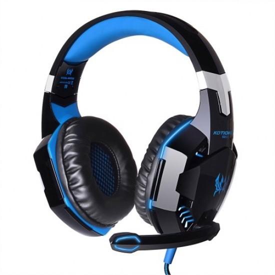 Headset Gamer - Kotion Each G2000 - Led - Blue