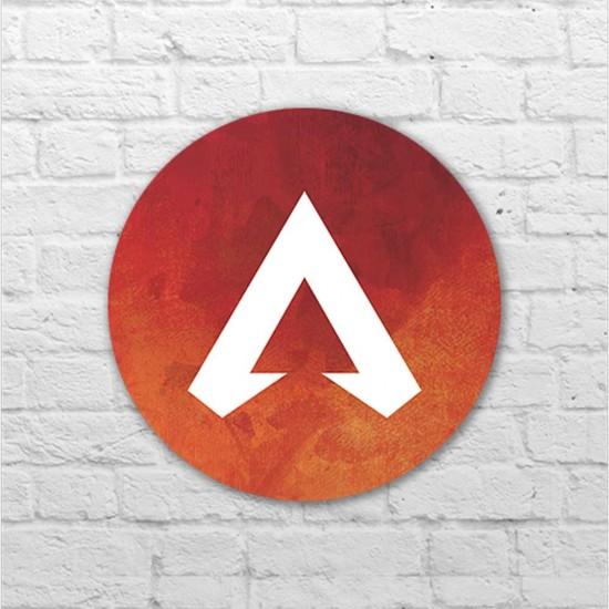Placa - Apex Legends - Símbolo