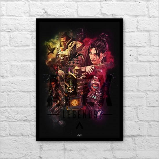 Placa - Apex Legends - Fan Art