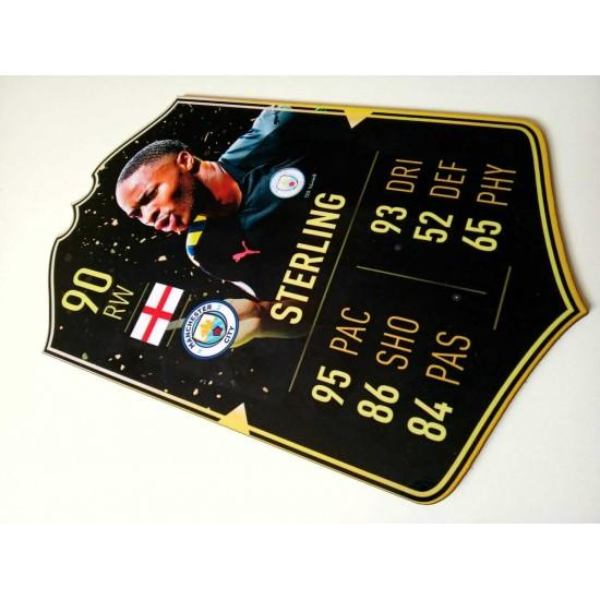 Cartas Fifa 20 Ultimate Team - MDF - Personalizadas