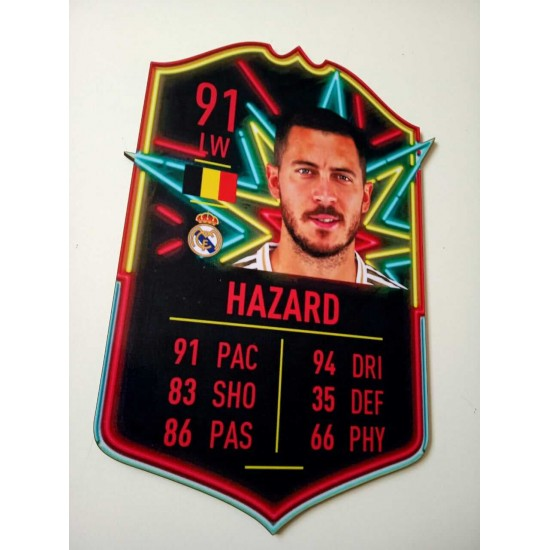 Cartas Fifa 20 Ultimate Team - MDF - Personalizadas