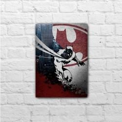 Placa - Batman - The Dark Knight