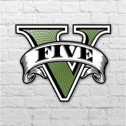 Placa - Five