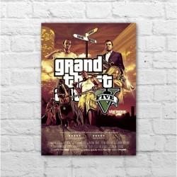 Placa - Grand Theft Auto V