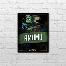 Placa - Amumu
