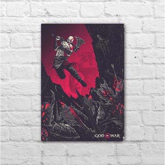 Placa - God of War