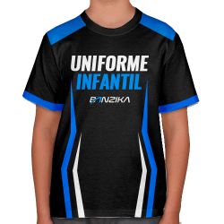 Uniformes E-Sports Infantis