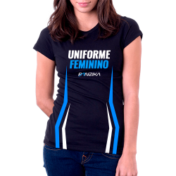 Uniformes E-Sports Femininos (baby-look)