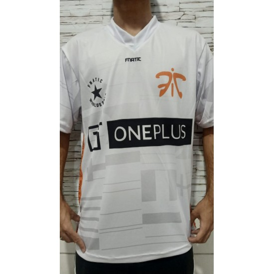 Uniforme - FNATIC 2019 WORLDS
