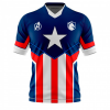 Uniforme - Liquid x Marvel Captain America Jersey - Festiva