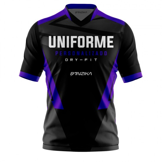 Uniformes E-Sports Dry-fit Personalizado